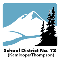 school district 73 kamloops logo